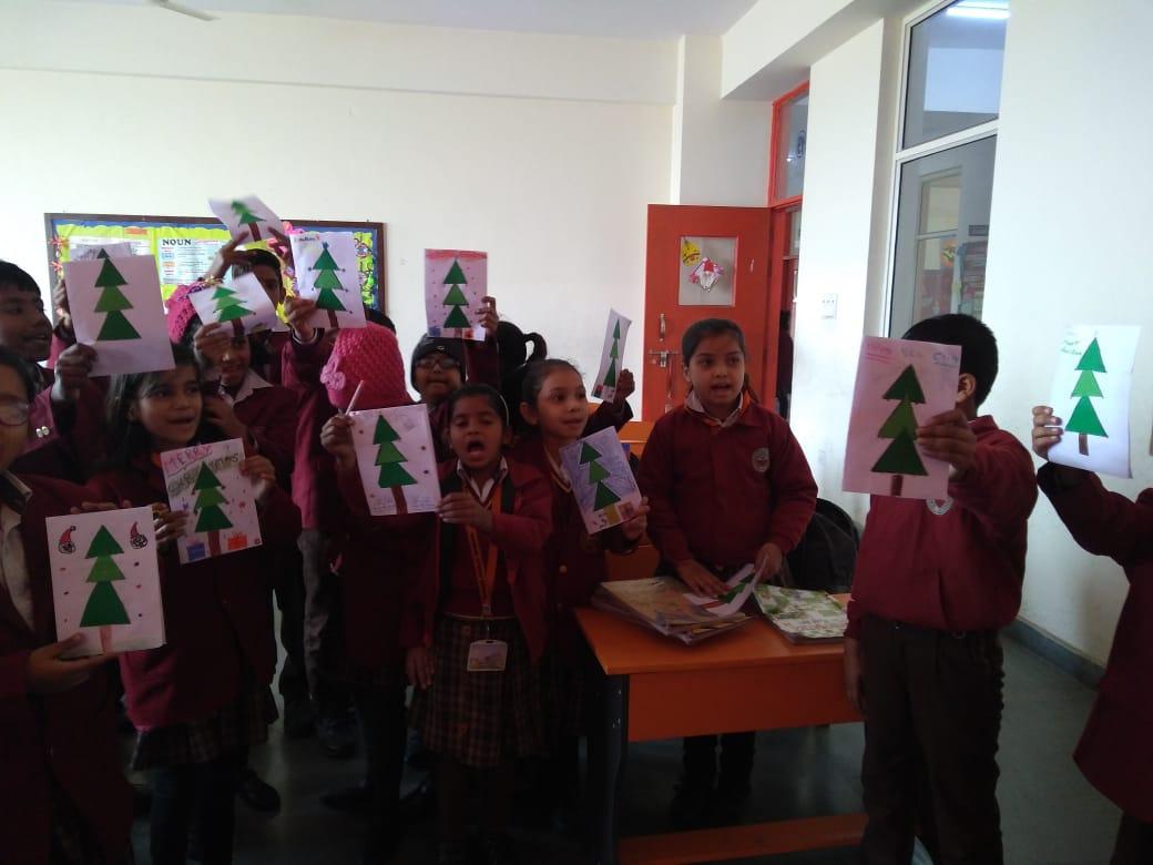 CBSE school in Noida extension
